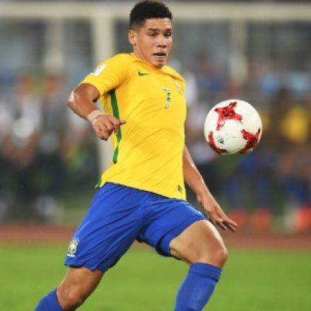 Brasil vence Mali e é 3° no Mundial sub-17