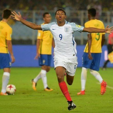 Brasil perde para Inglaterra e está fora do Mundial sub-17