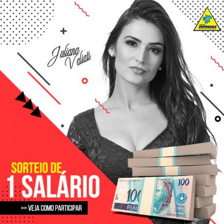 Promoção Juliana Valiati