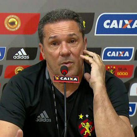 Sport perde e Luxemburgo é demitido
