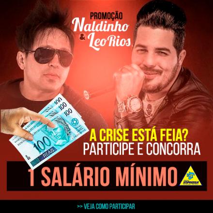 Promoção Naldinho e Léo Rios