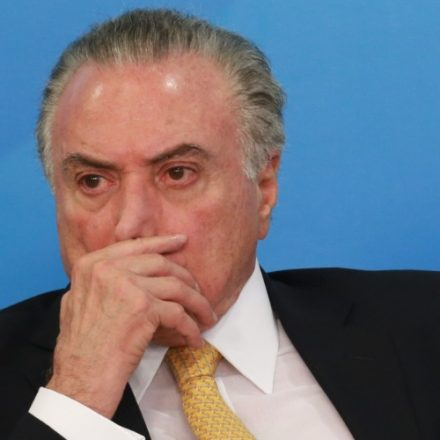 Temer passa por cirurgia na próstata e se recupera em hospital de São Paulo
