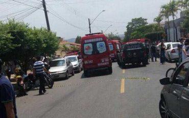 Tiroteio deixa dois mortos em escola de Goiânia