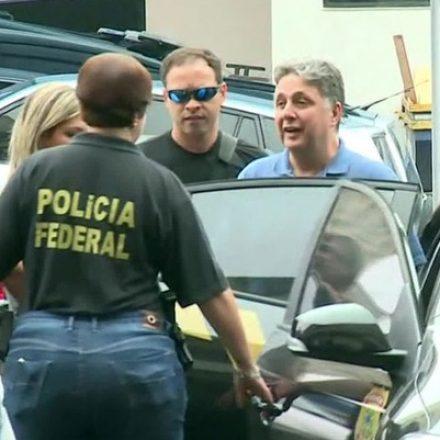 Ex-governadores do Rio, Anthony e Rosinha Garotinho são presos pela Polícia Federal