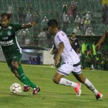 Guarani garante permanência na Série B e rebaixa o Luverdense