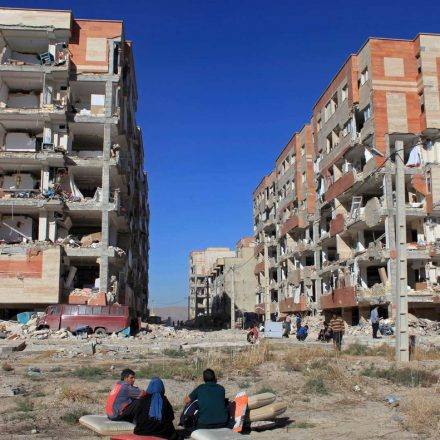 Número de mortos após terremoto no Irã passa de 450
