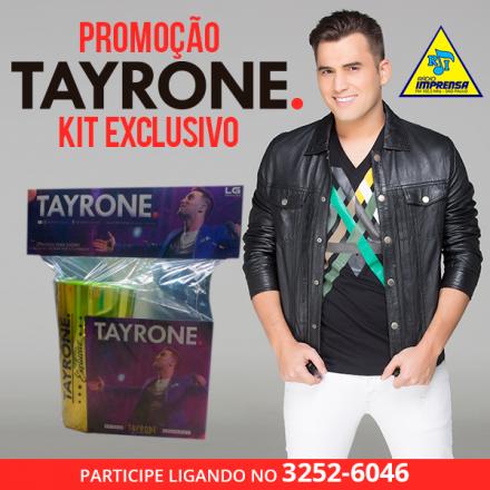 Promoção Tayrone