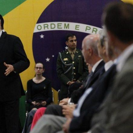 Temer diz que brasileiro tende ao 'autoritarismo' e à 'centralização' do poder