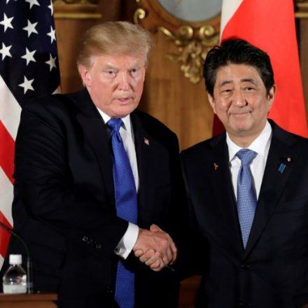 Trump afirma que tempo de paciência com Coreia do Norte acabou