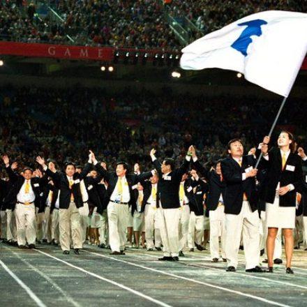 Coreias vão desfilar juntas na abertura das Olimpíadas de Inverno