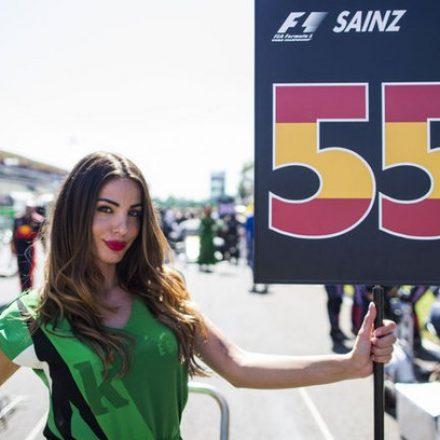 """Fórmula 1 anuncia fim das """"grid girls"""" em suas provas a partir desta temporada"""
