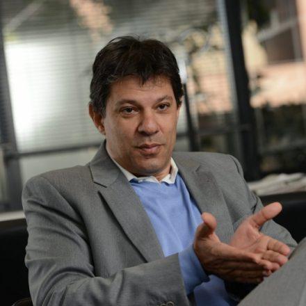 Polícia Federal indicia Haddad por irregularidades em campanha