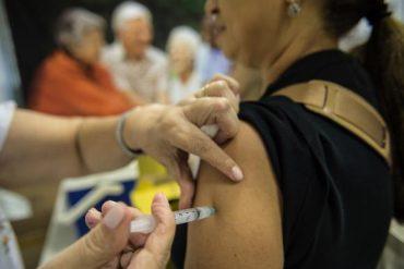 Pelo menos três pessoas morreram após tomar vacina da febre amarela no Estadp de São Paulo