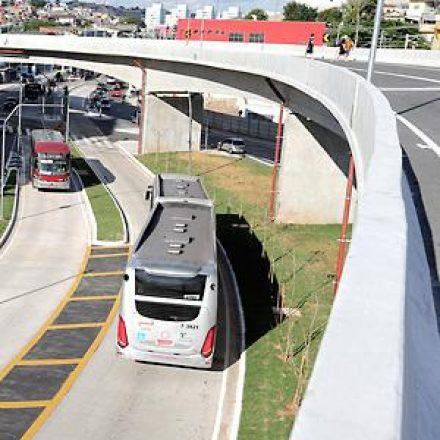 Prefeitura abre Viaduto Marisa Letícia, mas sem cerimônia oficial