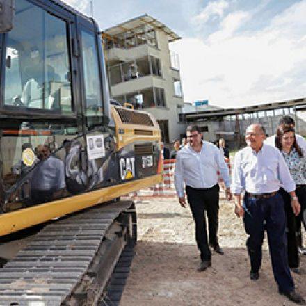 CPTM inicia obras da nova Estação Francisco Morato