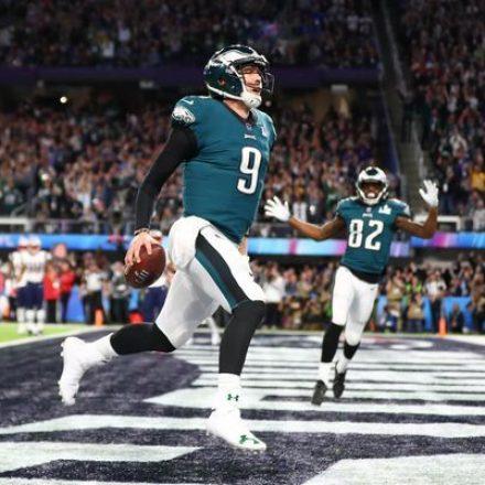 Eagles derrubam os Patriots e conquistam Super Bowl pela primeira vez