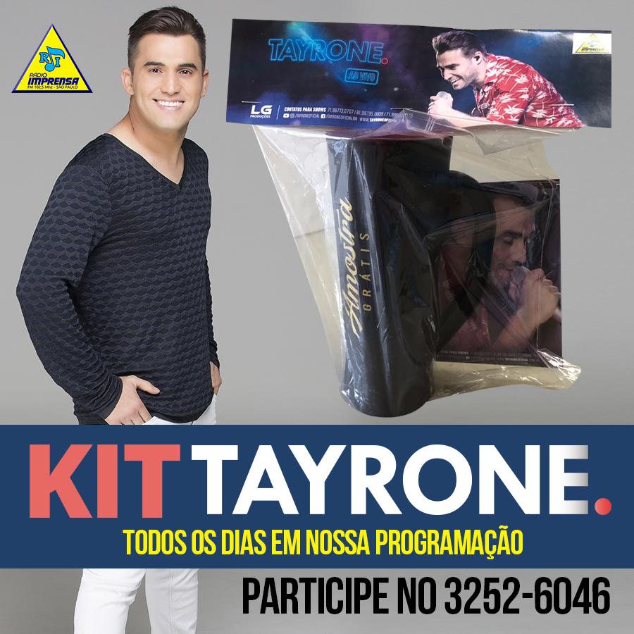 Promoção Tayrone Cigano
