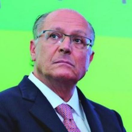 PSB decide não apoiar candidatura de Alckmin à Presidência