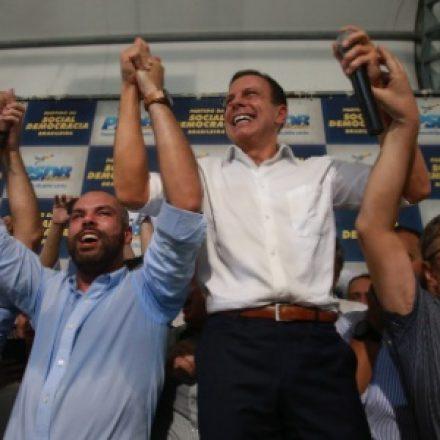 Doria confirma pré-candidatura ao governo de SP e terá que deixar Prefeitura em abril