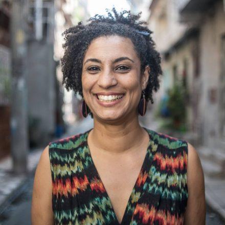 Vereadora do PSOL é assassinada a tiros no centro do Rio de Janeiro