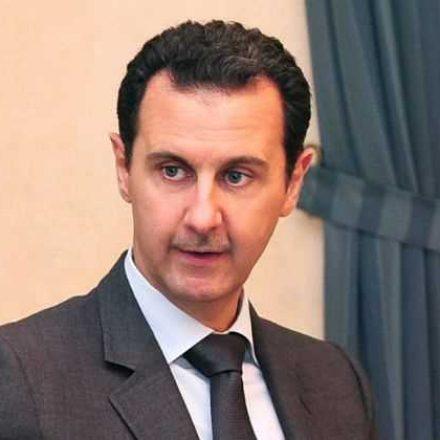 """Ataques contra Síria foram baseados em """"mentiras"""", diz Assad"""