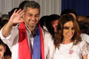 Governista Mario Abdo Benítez é eleito o novo Presidente do Paraguai