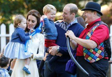 Nasce 3º bebê de Kate Middleton e William