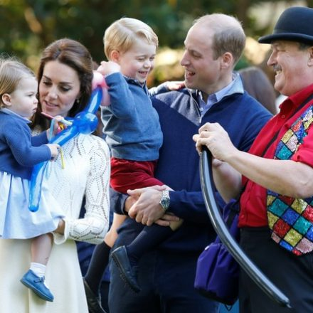 Nasce 3º bebê de Kate Middleton e William