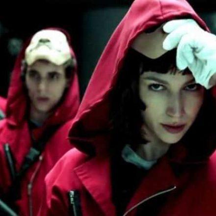 Série La Casa de Papel terá terceira parte na Netflix