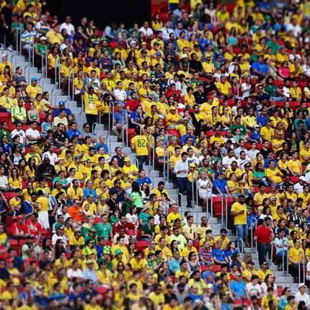 Copa da Rússia: 42% dos brasileiros não estão interessados no Mundial