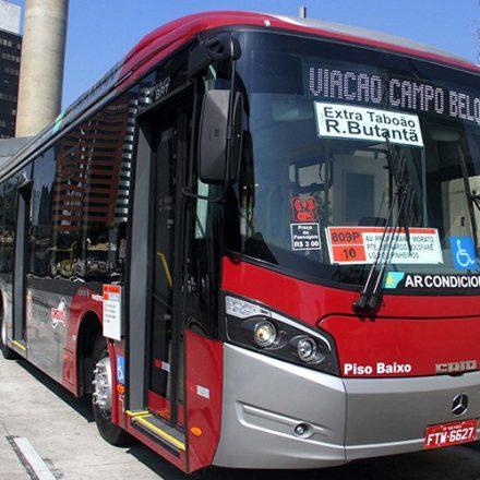 São Paulo tem 350 ônibus quebrados nas ruas por dia