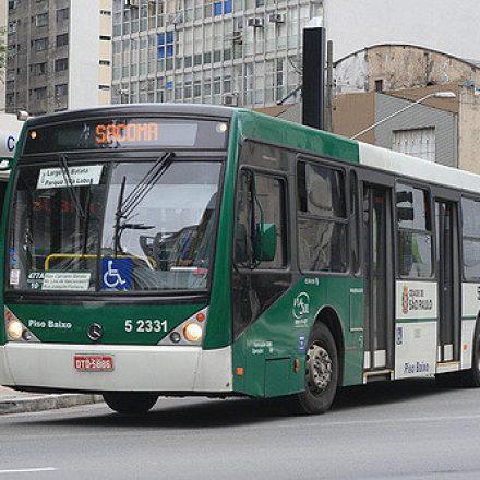 Menos ônibus nas ruas de São Paulo, hoje