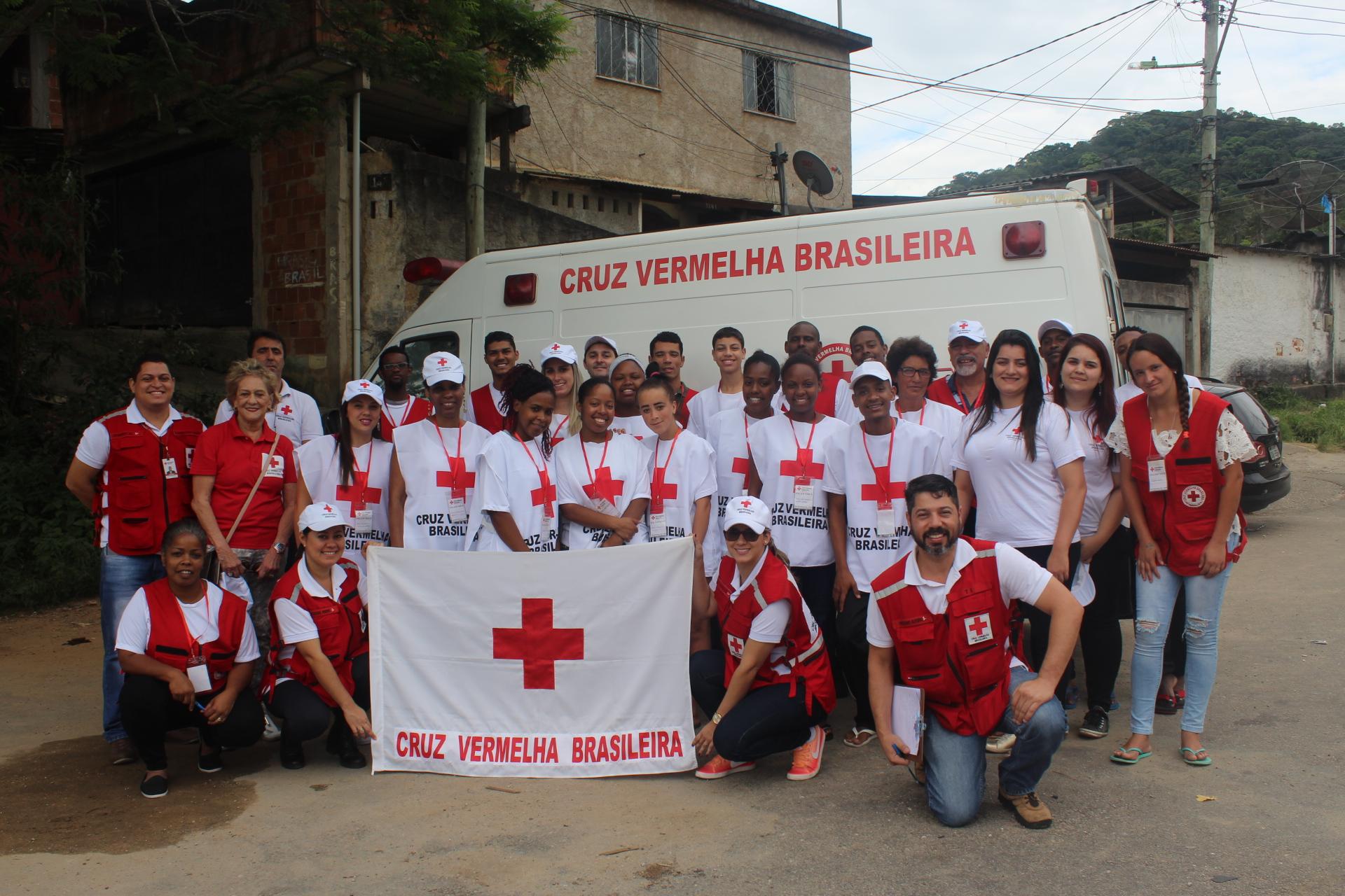 Cruz Vermelha treinará funcionários de hotéis para primeiros socorros