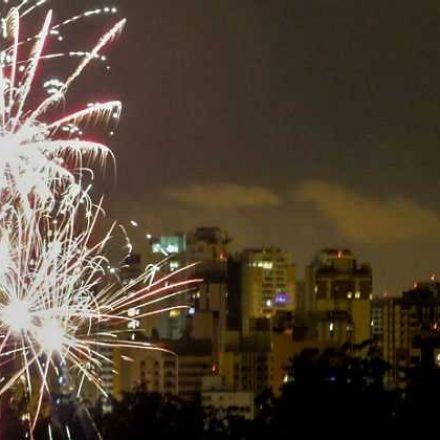 Prefeitura de SP proíbe fogos de artifício barulhentos