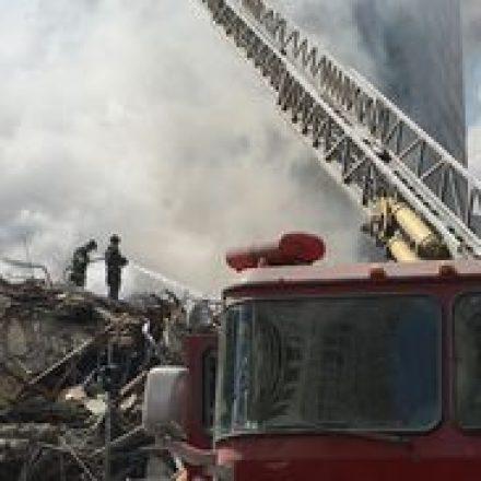 Vítimas do incêndio em São Paulo começam a receber auxílio-moradia