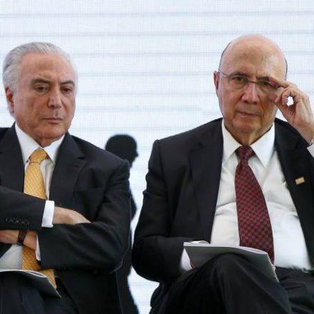 Temer desiste de reeleição e MDB anuncia Meirelles ao Planalto