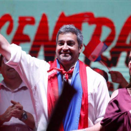 Presidente eleito do Paraguai visita o Brasil