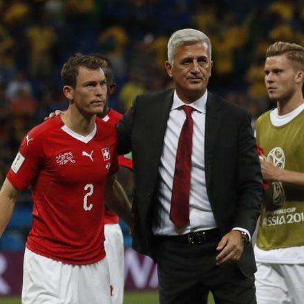 Fifa avalia que arbitragem de Brasil x Suíça foi correta