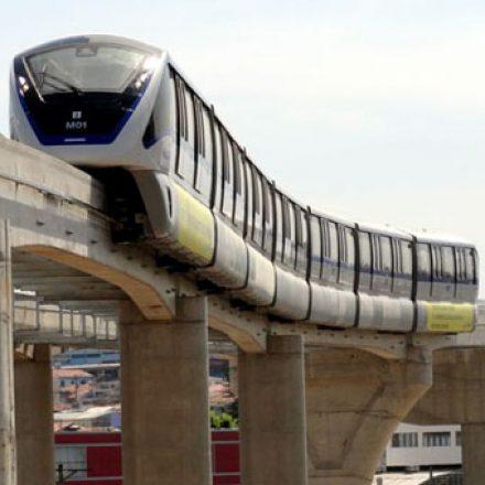 Testes operacionais voltam a alterar a rotina da Linha 15-Prata