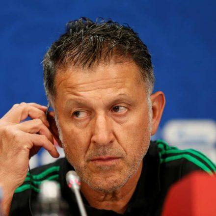 Técnico da seleção mexicana reclama do árbitro e critica Neymar