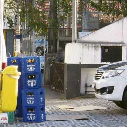 PM recupera carga de bebidas roubada em São Paulo