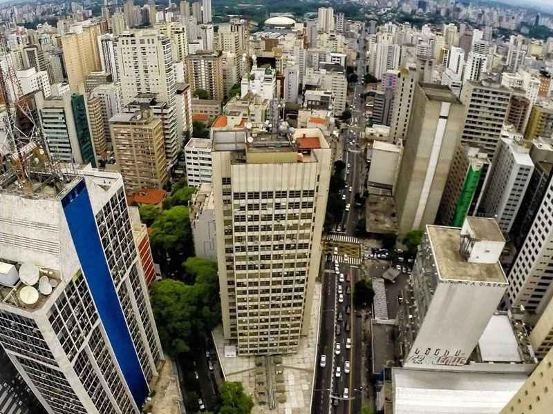 Força-tarefa interdita prédios invadidos em SP