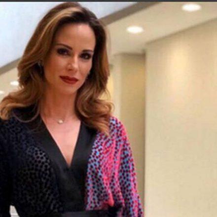 Na luta contra o câncer de mama, Ana Furtado comemora retorno ao trabalho