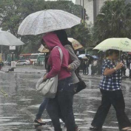 ONS projeta que chuvas no Sudeste em agosto cheguem a 83% do previsto