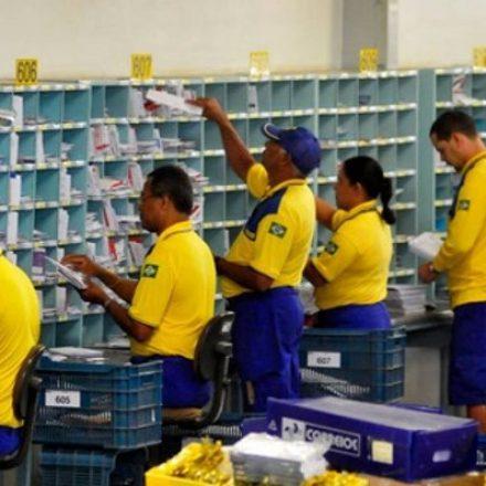 Funcionários dos Correios aceitam oferta e greve é descartada