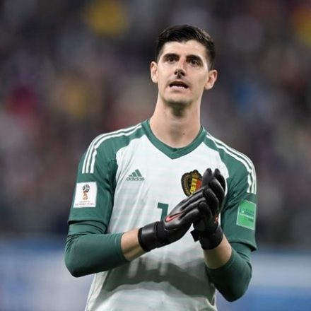 Real Madrid anuncia a chegada do belga, Courtois