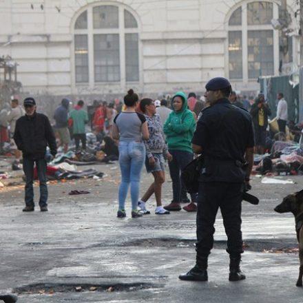 Cracolândia é alvo de outra operação policial