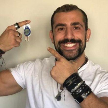 Ex-BBB Kaysar anuncia que sua família está vindo para o Brasil