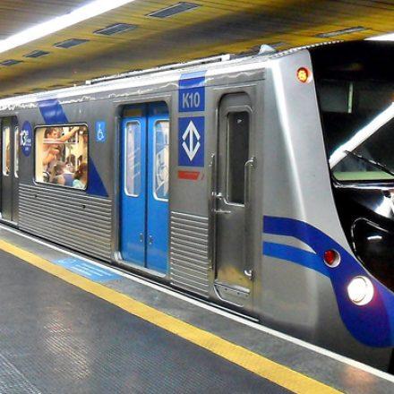 Crime sexual no metrô e na CPTM cresce 67% em 4 anos