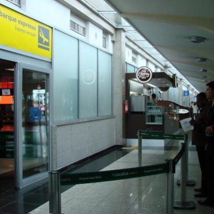 Infraero inaugura porta de Desembarque Expresso em Congonhas